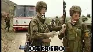 Советские войска в Южной Осетии  Март 1991г