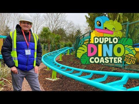 DUPLO® Dino Coaster