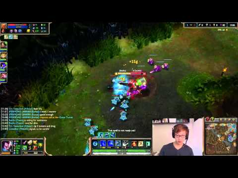 How To Play League Of Legends' Newest Champion Properly