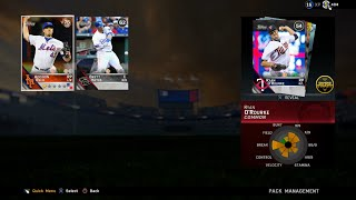 WE FINALLY PULLED A DIAMOND PLAYER!! 4 DIAMOND PULLS!! MLB The Show 16 Diamond Dynasty Pack Opening