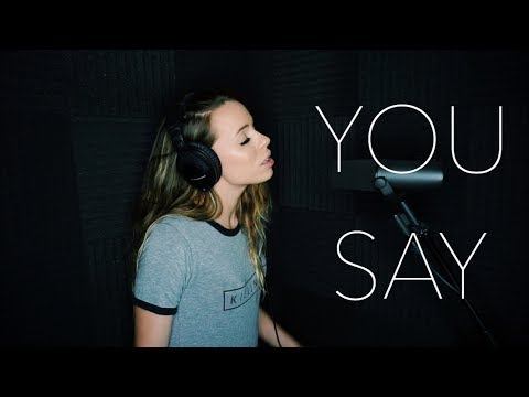 You Say - Lauren Daigle (Cover By DREW RYN) Mp3