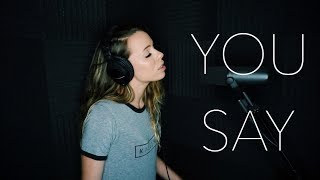 You Say   Lauren Daigle (Cover By DREW RYN)