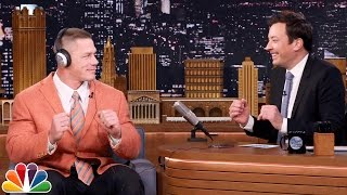 Download Youtube: John Cena and Jimmy Totally Nail the Whisper Challenge