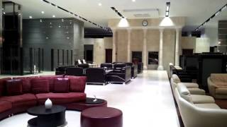 preview picture of video 'Lufthansa First Class Lounge in Teheran - Iran HD'