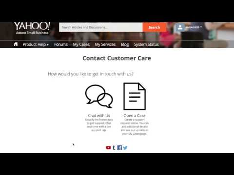 mp4 Yahoo Small Business Support Live Chat, download Yahoo Small Business Support Live Chat video klip Yahoo Small Business Support Live Chat