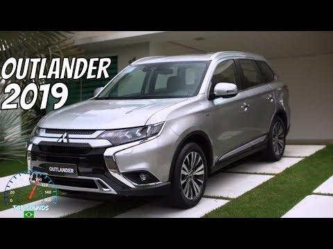Novo Mitsubishi Outlander 2019 - Detalhes, mudanças e motorização | Top Carros