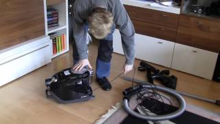 Bosch Pro Silence 66 Unboxing