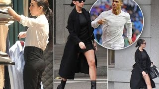 Cristiano Ronaldos New Girlfriend Georgina Rodriguez Gets Back To Her Day Job After Disneyland Trip