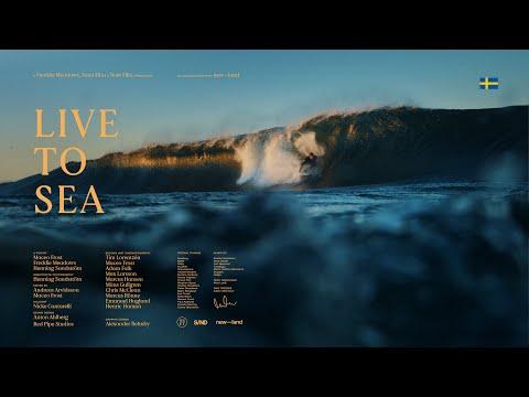 LIVE TO SEA | A Swedish Surf Saga
