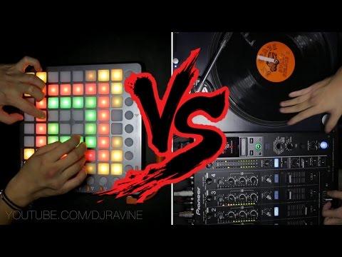 Launchpad VS Turntable – Ah Yeah! (Ravine Mashup) MELBOURNE BOUNCE