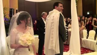 Jewish Wedding Video - Ceremony - Leia & Marks Wedding