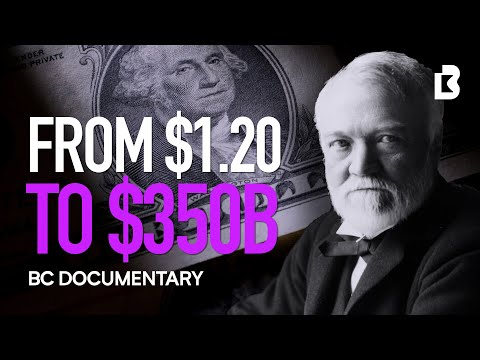 , title : 'How Andrew Carnegie Became The Richest Man In The World