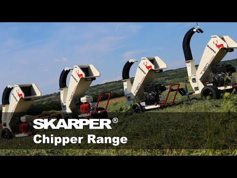 SKARPER® série: C90 PRO, T90 PRO, C120 PRO, T120 PRO