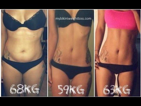Wir magern mehr als auf 30 kg ab