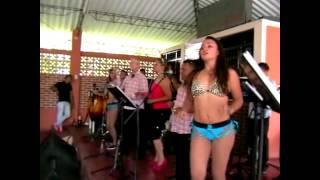 preview picture of video 'Orquesta Klassica - Ibague - Tolima ( Los Ocobos- En Vivo )'