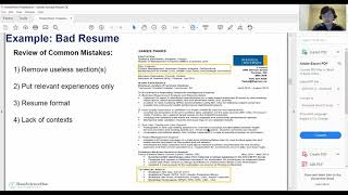 How to Write Your Resume - First Job #NewGrads #ResumeWriting