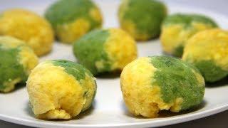 """Японский десерт """"Тякин сибори"""". Необычный рецепт"""