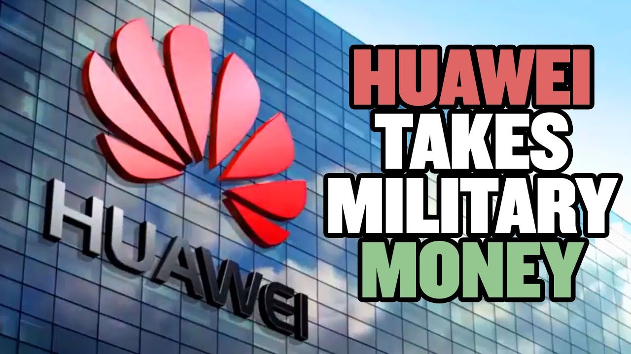 CIA: Huawei Funded by Chinese Military | China Uncensored thumbnail
