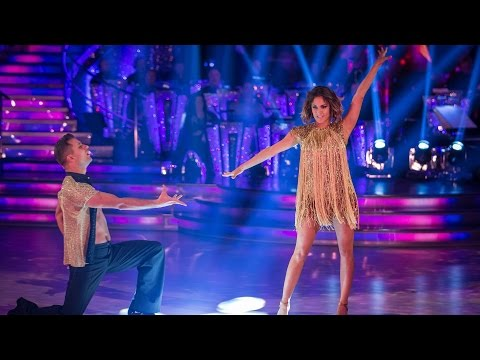 Caroline Flack & Pasha Cha Cha to 'Can You Feel It?' – Strictly Come Dancing 2014 – BBC One