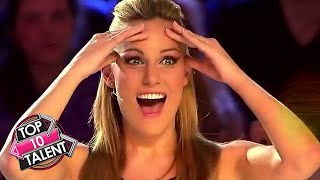 TOP 10 UNEXPECTED Opera Auditions On Got Talent Around The World!
