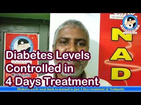 Labiler Verlauf von Diabetes Typ 2