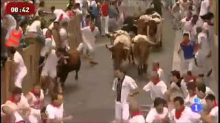 preview picture of video 'Momentos de Pamplona San Fermin  2013'