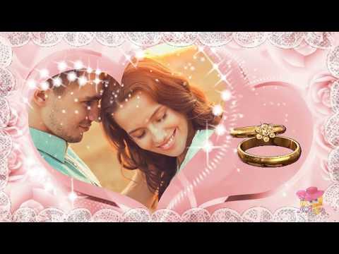 Любимый, с годовщиной нашей свадьбы тебя!!! Очень красивое поздравление!!!