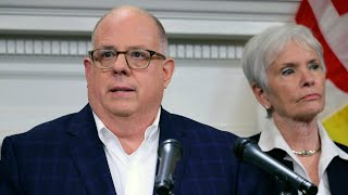 WATCH LIVE: Maryland governor issues stay-at-home order as coronavirus cases surge