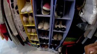 НЕДЕЛЯ ВЛОГОВ / ДНЕВНОЙ СОН / ТУР бюджетная гардеробная / хранение сумок