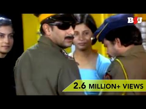 Download Funny Policewala Arshad Warsi & Rajpal Yadav | Ek Se Bure Do | Comedy Scene HD Video