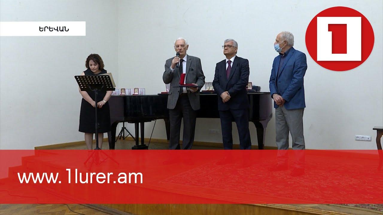 Կոչումներ և պարգևներ՝ Հայաստանի փորձառու ու երիտասարդ ճարտարապետներին