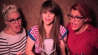 """Sophie Madeleine, Jocelyn Mackenzie & Emily Hope Price - """"Bei Mir Bist Du Schön"""" (Andrews Sisters)"""