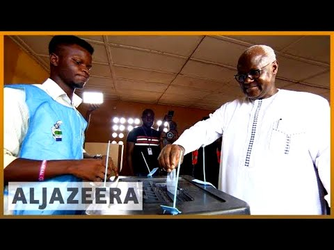 🇸🇱 Sierra Leone election: Low voter turnout in presidential runoff | Al Jazeera English