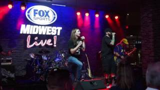 Ebb n Flow cover Can't Fade Me by 311 at Ballpark Village