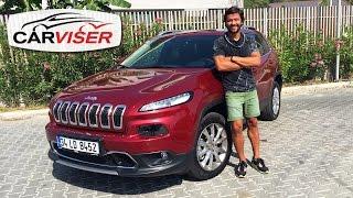 Jeep Cherokee 2014 Test Sürüşü - Review (English Subtitled)