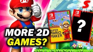 What's NEXT for 2D Mario Games? - 3 Ideas for the Future of 2D Mario [Siiroth]