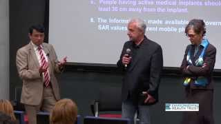 5/9/2015 George Washington University: Dr. Sharma and Dr. Davis: Science and Policy on Wireless