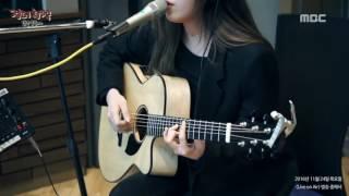 Kwon Jin Ah - Suffer, 권진아 - Suffer [정오의 희망곡 김신영입니다] 20161124 - Video Youtube