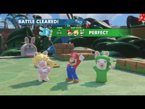 Видео № 1 из игры Mario + Rabbids: Битва За Королевство [NSwitch]