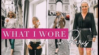What I Wore In Paris, France!