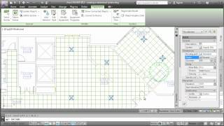 Creating a Mechanical System: AutoCAD MEP 2013