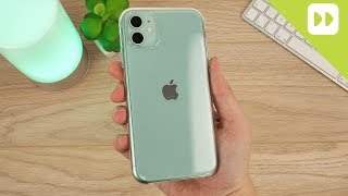 Official Apple iPhone 11 Clear Case Review