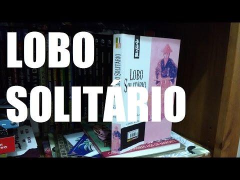 LOBO SOLITÁRIO- PANINI