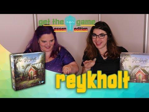 Get the Game - Reykholt