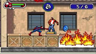Ultimate Spider Man   Longplay (Game Boy Advance)