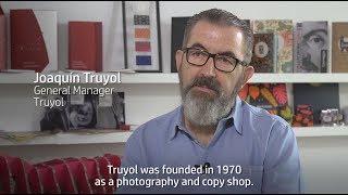 Caso de éxito de Truyol Digital con las prensas digitales HP Indigo