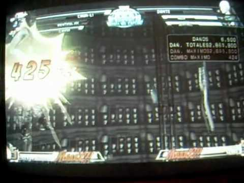 How Long Does It Take To Stomp Out A 999-Hit Combo In Marvel Vs. Capcom 3?