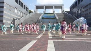 """舞華(2015多摩センター夏まつり・""""花あかり"""")MAIKA"""