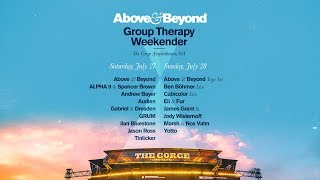 Above & Beyond: Group Therapy Weekender At The Gorge, WA (On Sale Now)