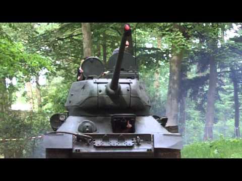 Militracks Overloon 16-05-2011 T-34
